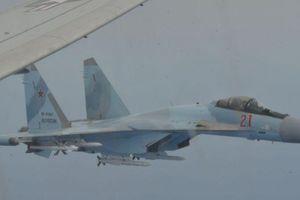 Siêu vũ khí Mỹ liên tiếp bị Su-35 của Nga uy hiếp, Washington phẫn nộ