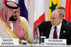 Nga và Arab Saudi có 'bắt tay' trong kỳ họp OPEC+ tháng 6?