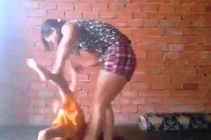 Xác minh clip người phụ nữ đánh đập bé trai ở Bình Dương