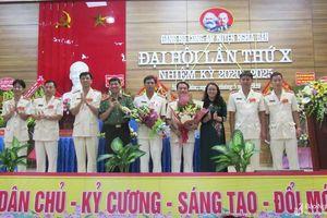 Đại hội đại biểu Đảng bộ Công an huyện Nghĩa Đàn lần thứ X, nhiệm kỳ 2020-2025