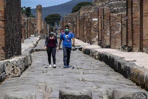 Italy dỡ bỏ lệnh phong tỏa, mở cửa trở lại khu di tích Pompeii