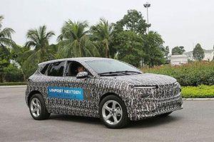 Ôtô điện của VinFast bất ngờ xuất hiện khiến fan háo hức