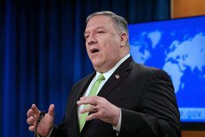 Mỹ sẽ ngừng ứng xử đặc biệt với Hong Kong, tính trừng phạt Trung Quốc