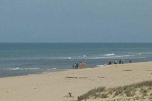 Nam thanh niên bị sóng cuốn mất tích khi đi tắm biển