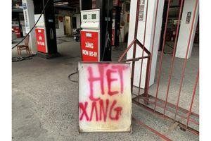 Xử lý nghiêm các cửa hàng kinh doanh xăng dầu vi phạm
