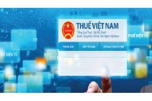 Hà Nội thông tin việc tích hợp Thủ tục hành chính Thuế trên Cổng Dịch vụ công Quốc gia