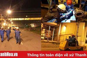 Những người âm thầm giữ ổn định nguồn điện của Nhà máy nhiệt điện Nghi Sơn 1