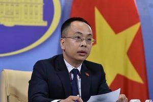 Việt Nam lên tiếng việc Trung Quốc trồng được rau trên cát tại Hoàng Sa
