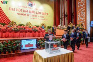 Đại hội điểm Đảng bộ Than Quảng Ninh