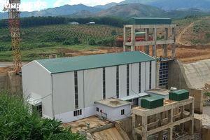 Tai nạn công trình thủy điện ở Kon Tum: Chủ đầu tư dự án nói gì?