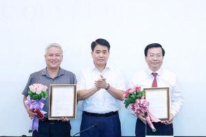 Chủ tịch UBND quận Đống Đa Võ Nguyên Phong làm Giám đốc Sở Xây dựng Hà Nội