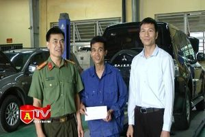 Công đoàn Công an thành phố Hà Nội chăm lo đoàn viên có hoàn cảnh khó khăn
