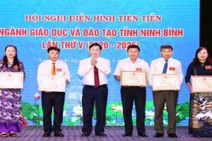 Ninh Bình luôn trong top 5 địa phương có kết quả thi cao