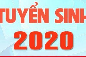 Các mốc thời gian đăng ký xét tuyển, điều chỉnh nguyện vọng tuyển sinh 2020