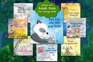 Bài học bảo vệ môi trường từ ấu thơ