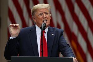 Ông Trump thông báo cắt đứt quan hệ với WHO vì Trung Quốc 'kiểm soát hoàn toàn' tổ chức