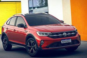Ra mắt Volkswagen Nivus - SUV Đức đấu Hyundai Kona, Honda HR-V