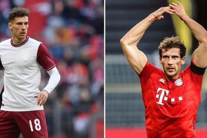 Sao Bayern từ gầy gò thành vạm vỡ chỉ sau 2 tháng nghỉ