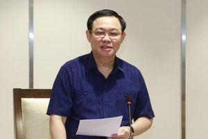 Hà Nội xác định 3 khâu đột phá trong xây dựng và phát triển