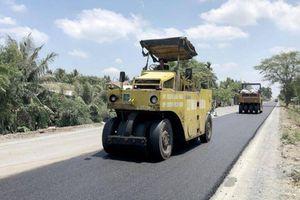 Rầm rộ thi công các dự án giao thông trên đất 'Chín Rồng'