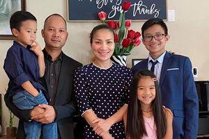 Hồng Ngọc viết tâm thư gửi chồng nhân 11 năm ngày cưới, chia sẻ về quãng thời gian gặp biến cố