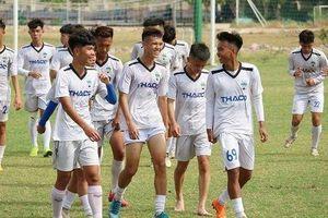 U19 HAGL giành chiến thắng đậm trước đội trẻ Nutifood JMG