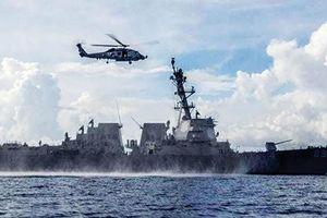 Mỹ thách thức yêu sách chủ quyền của Trung Quốc