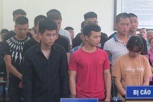 Nhóm thanh niên lĩnh án tù vì sự lệch lạc trong đại dịch Covid-19
