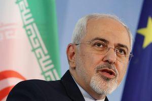 Vụ người da màu Mỹ chết: Ngoại trưởng Iran lên tiếng