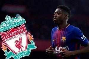 Mua hụt sao trẻ tuyển Đức, Liverpool quay sang tiền đạo Barcelona
