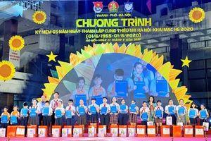 Nhiều hoạt động mừng 65 năm thành lập Cung Thiếu nhi Hà Nội