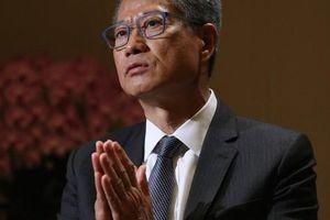 Quan chức Hồng Kông: Không có gì phải sợ lệnh trừng phạt của TT Trump