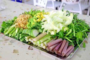 Những loại rau tuyệt đối không được cho vào lẩu