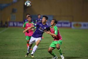 Hà Nội đại thắng Đồng Tháp dù Quang Hải không ghi bàn