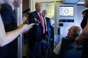 Ông Trump dội thêm 'gáo nước lạnh' vào G7, muốn kết nạp thêm thành viên