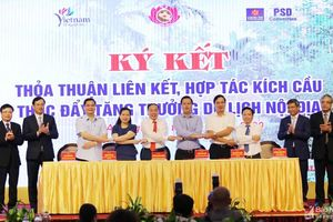 Hiến kế thúc đẩy và phục hồi cho du lịch Nghệ An