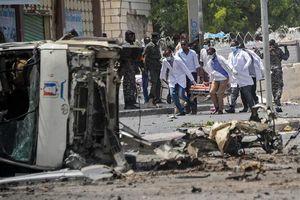 Somalia: Đánh bom trên xe buýt, nhiều thi thể bị cháy xém