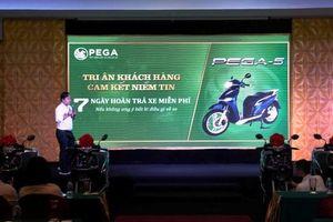 Xe máy ' Made in Việt Nam' chính thức đến tay khách hàng