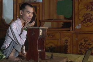 Nghị lực phi thường của chàng trai khuyết tật sáng lập 'Mái ấm tình thương'
