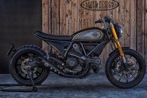 CC Racing Garage chiến thắng giải 'độ' xe với Ducati Scrambler 1100