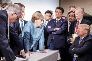 Mỹ hoãn tổ chức Hội nghị Thượng đỉnh G7