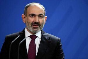 Thủ tướng Armenia dương tính với virus SARS-CoV-2