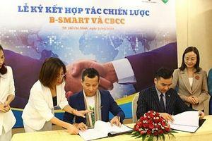 Lễ ký kết hợp tác chiến lược B-Smart và CBCC 'Vì một triệu trẻ em Việt tài năng và hạnh phúc'