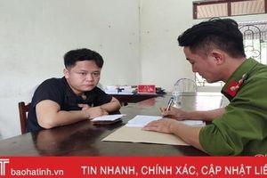 Từ Đức Thọ lên Vũ Quang mua ma túy sử dụng