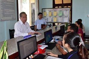 Thừa Thiên Huế: Lượng hồ sơ trực tuyến trên cổng dịch vụ công còn quá thấp, 5 tháng đầu năm chỉ đạt 8.9%