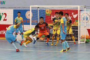 Futsal VĐQG 2020: Khánh Hòa nhọc nhằn đánh bại Cao Bằng