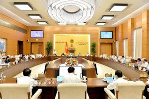 Thống nhất trình Quốc hội xem xét việc thí điểm một số cơ chế đặc thù cho Hà Nội