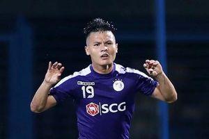 Quang Hải cầm chắc chiến thắng ở giải thưởng của AFC