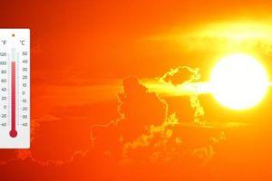 Chỉ số tia UV tại Bắc và Trung Bộ ở mức gây hại rất cao