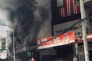 Một nạn nhân trong vụ cháy nhà 3 tầng đã tử vong